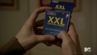 Teen Wolf Season 3 Episode 2 Stiles' Condoms