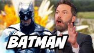 Justice League Trailer Update and Batman Movie Problems Explained