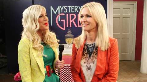 ABC Family's New Original Comedy MYSTERY GIRLS Tori Spelling & Jennie Garth - Part 1