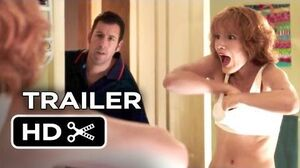 Blended Official Trailer 1 (2014) - Adam Sandler, Drew Barrymore Comedy HD