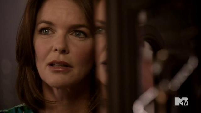 Teen Wolf Season 3 Episode 11 Alpha Pact Susan Walters as Mrs Martin