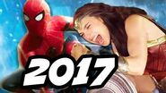 Emergency Awesome 2017 Hype Trailer - Spider Man Homecoming Justice League