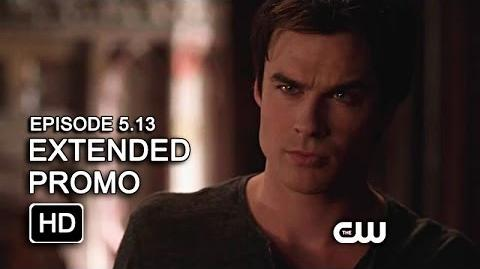 The Vampire Diaries 5x13 Extended Promo - Total Eclipse of the Heart HD-0