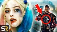 REAL GUNS On Suicide Squad Set! - 20 Secret Movies Facts