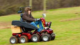 Top gear jeremy scooter