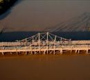 Bridge over the River Kok