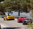 Spanish Supercar Road Trip