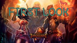 Torchlight OSX - First Look