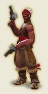 Male outlander