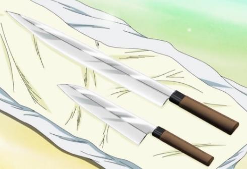 komatsu s kitchen knives toriko wiki fandom powered by kitchen knife wikipedia
