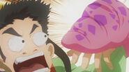 Komatsu surprised by Baron Leech OVA