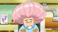 Komatsu getting Setsuno's haircut