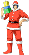 Toriko Santa