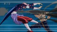 Toriko hitting Tommy with Kugi Punch