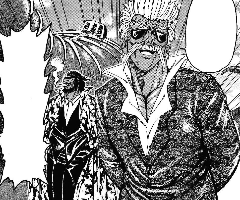 Ichiryuu And Yosaku Arriving At Honey Prison.jpg