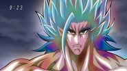 Toriko with Gourmet Cells bloomed