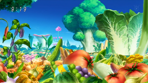 Vegetable Sky.. Eps 46