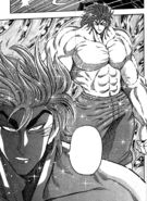 Toriko after eating Jewel Meat