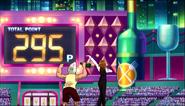Jiro's score 295
