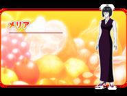 Meria Anime Design