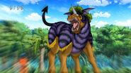 Devil Plant Horse roar