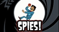 Spies!