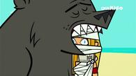 HS - Bruno chews blaineley