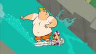 Surfing blainley