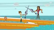 Cody vs Alejandro swordfish
