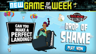 Drop of shame game 2