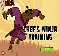 Chef'sninjatraining