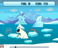 FB Game- Polar Bear Roar