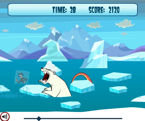 polar bear games