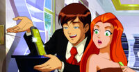 Totally Spies! The Movie Bookstore Owner