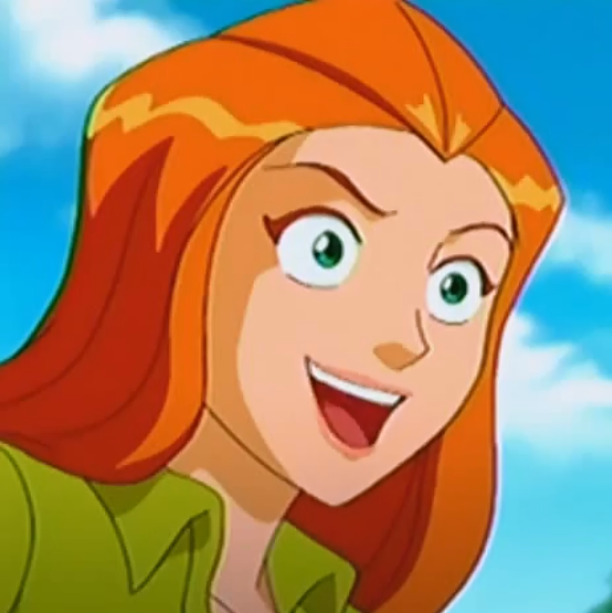 Image - Sam 9 TS.png | Totally Spies Wiki | Fandom powered by Wikia