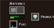 Total Miner cooked diamond gem stones