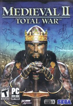 Medieval 2 Total War Cover
