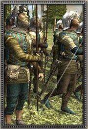 French Pike Militia