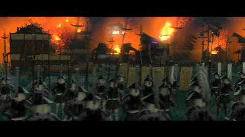 Shogun 2 Total War Uesugi Death