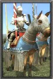 French Chivalric Knights