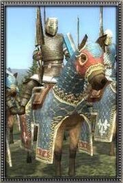 French Feudal Knights