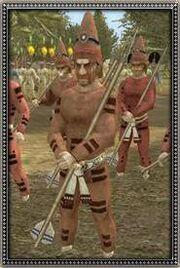 Aztec Arrow Warriors (old)
