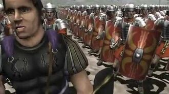 Early Rome Total War Trailer