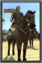 Moorish Granadine Crossbow Cavalry