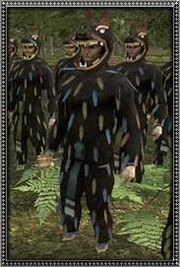 Aztec Coyote Priests (old)