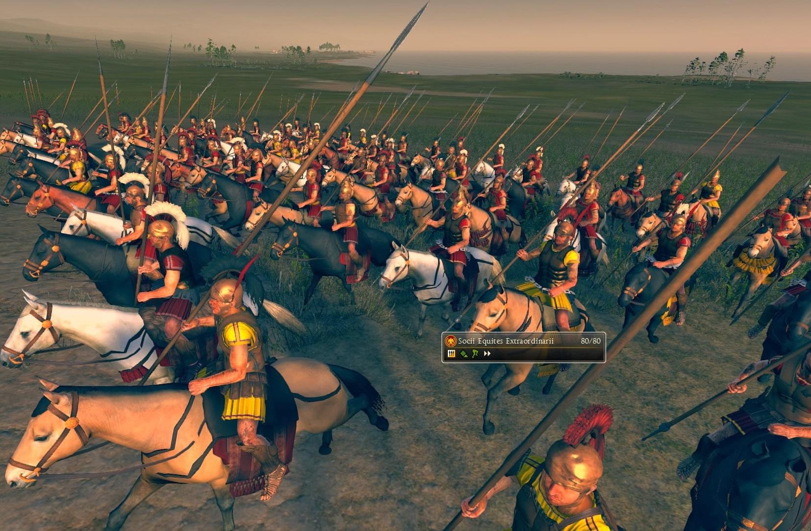 Socii Equites Extraordinarii   Total War Wiki   Fandom ...