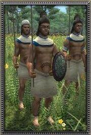 Aztec Spear Throwers