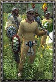 Mayan Supreme War Captain's Guard