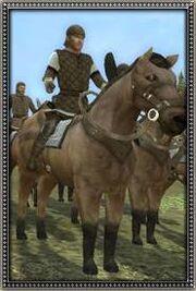 Sicilian Mounted Sergeants