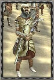 Moorish Peasant Crossbowmen